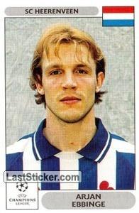 Hij scoorde een doelpunt, maar deze werd afgekeurd. Speelde in de Champions League omdat Klompe (toen al) met blessures kampte. Hiernaast het bewijs.
