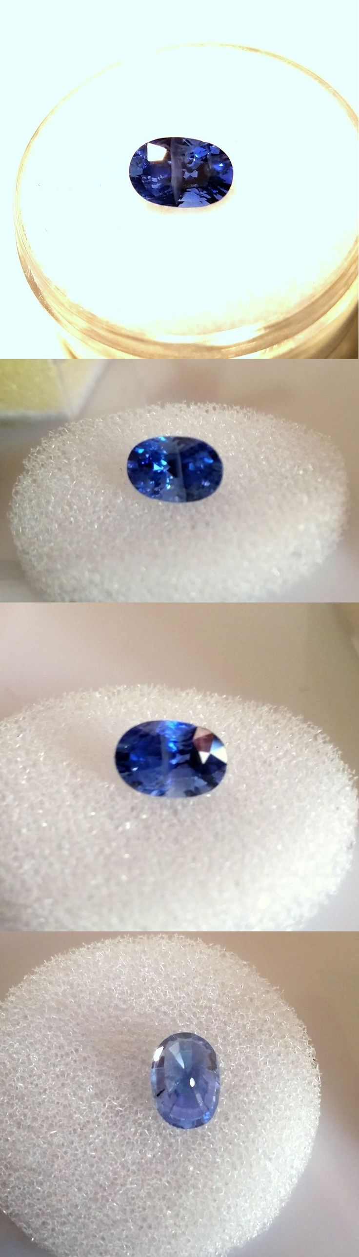 Natural Sapphires 4644: Natural 1.49 Carat Ceylon Blue Sapphire Genuine Loose Stone Oval -> BUY IT NOW ONLY: $249 on eBay!