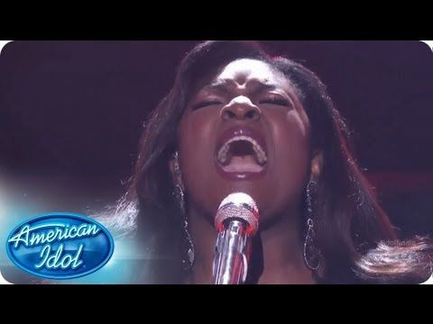 Candice Glover Performs I (Who Have Nothing): Top 2 Perform - AMERICAN IDOL SEASON 12