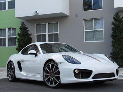 Cool Porsche: 2014 Porsche Cayman S - Used Porsche Cayman for sale in Miami, Florida  Sport cars Check more at http://24car.top/2017/2017/07/19/porsche-2014-porsche-cayman-s-used-porsche-cayman-for-sale-in-miami-florida-sport-cars/