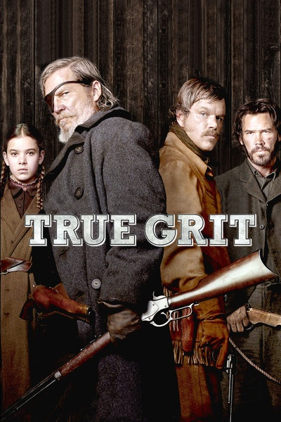 True Grit!  Not usually a western kinda girl, but loved this movie. Bought the dvd for my husband.