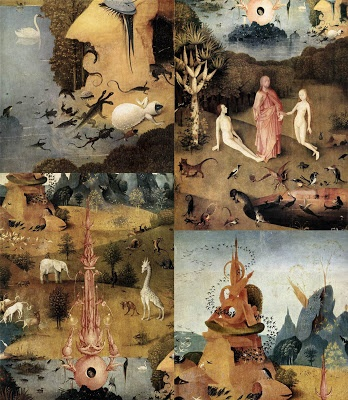 17 best images about renacentistas on pinterest for El bosco el jardin de las delicias