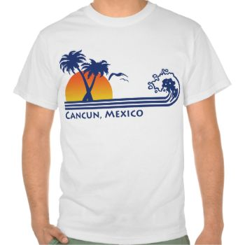 Cancun Mexico #mexico #cancun #vacation #mexican #spring #break #spring #break #09 #spring #break #2009 #spring #break #tshirts #retro #vintage #fun #entertainment