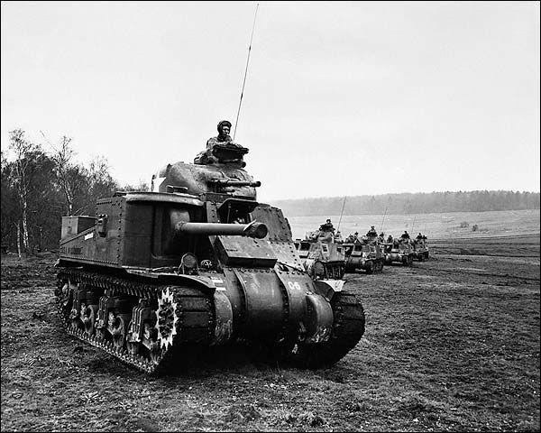 American Tanks M3 Grant