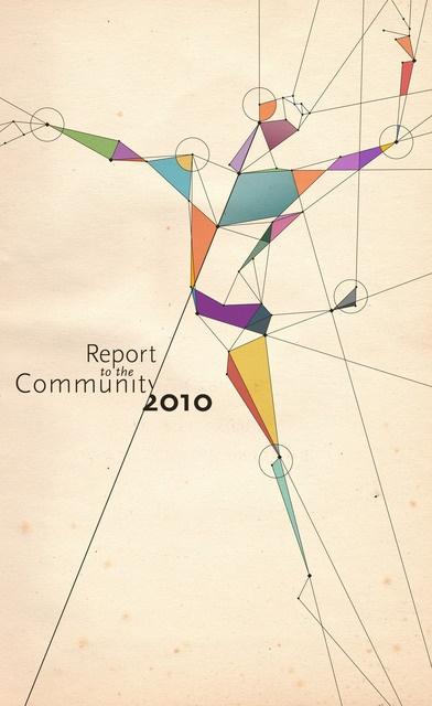 United arts of central florida annual report cover design pinterest des - 5 5 designers bernardaud ...