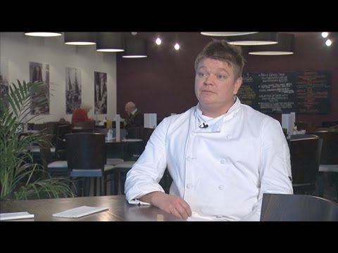 Scallop Resources for Seafood Chefs: Chef James Goacher of Naked Fish, Bridlington talks about how he came into the restaurant business and his love of East Yorkshire seafood.