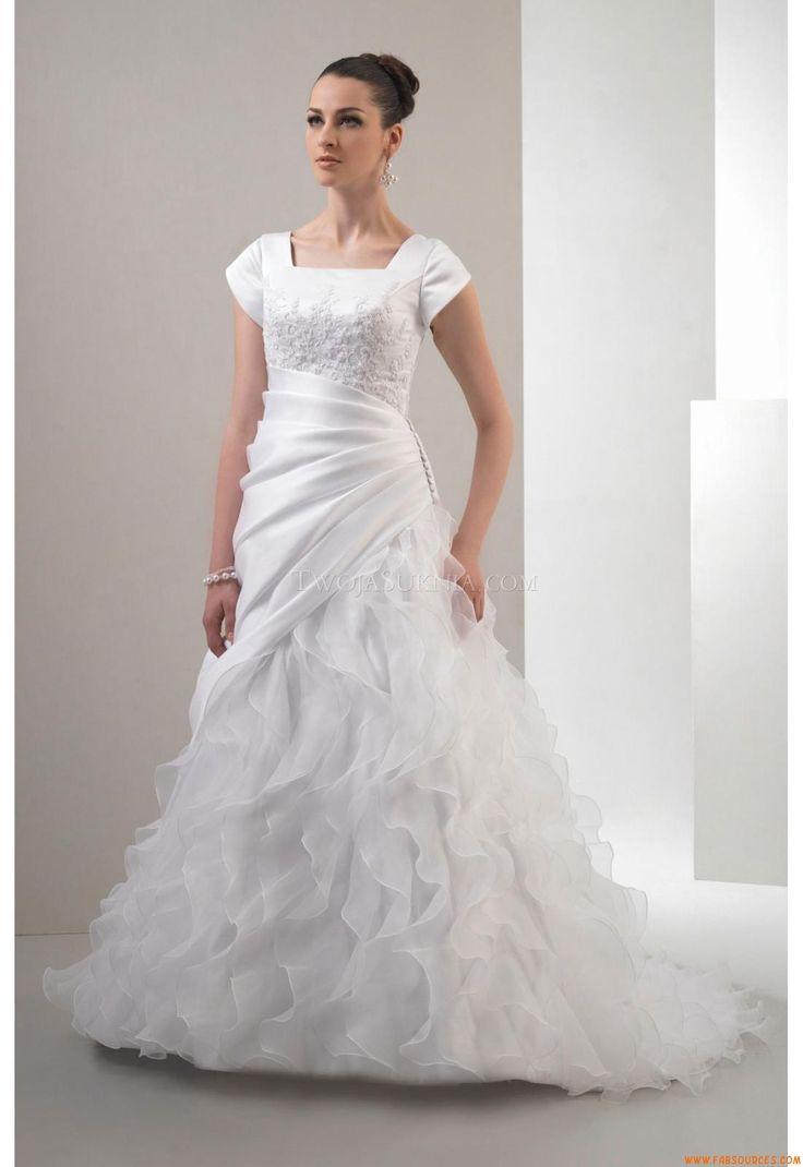 Robes de mariée Venus TB7555 Temple Bridel 2011