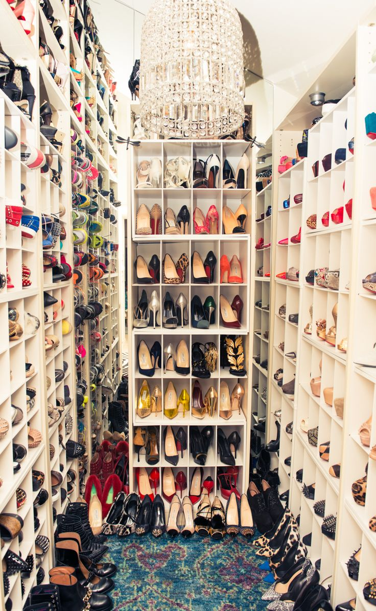 Ready for the most insane closet you've never seen? www.thecoveteur.com/luisa-fernanda-espinosa/