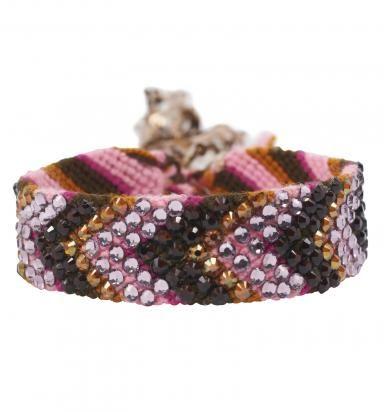 Wayuu Bracelet by Silvia Tcherassi