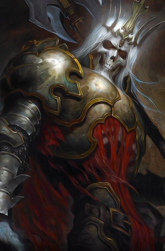Hos leoric the skeleton king blizzard in 2019 - Heroes of the storm space lord leoric ...