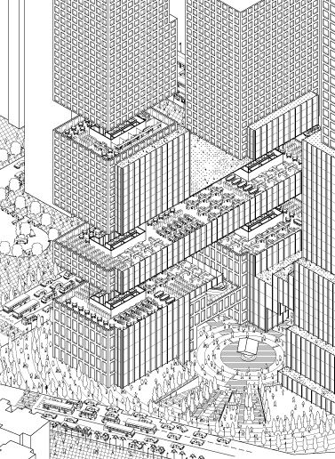 Architectural Drawings Of Skyscrapers 84 best architecture drawing images on pinterest | architecture