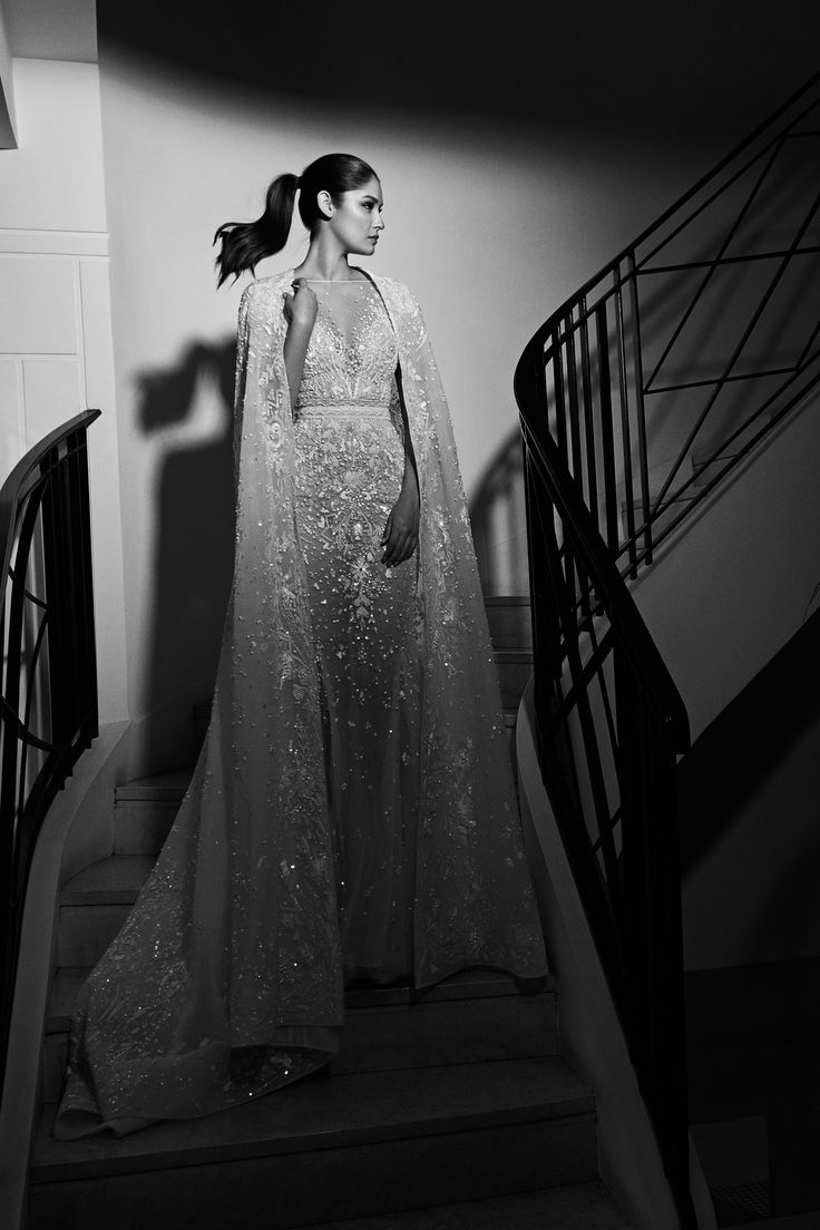 Stunning Wedding Dress by Zuhair Murad - Bridal Fall 2017 More