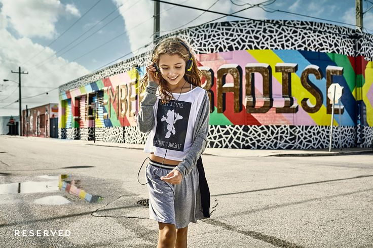 Reserved Kids SS16 #casual#grey#skirt#street#wear