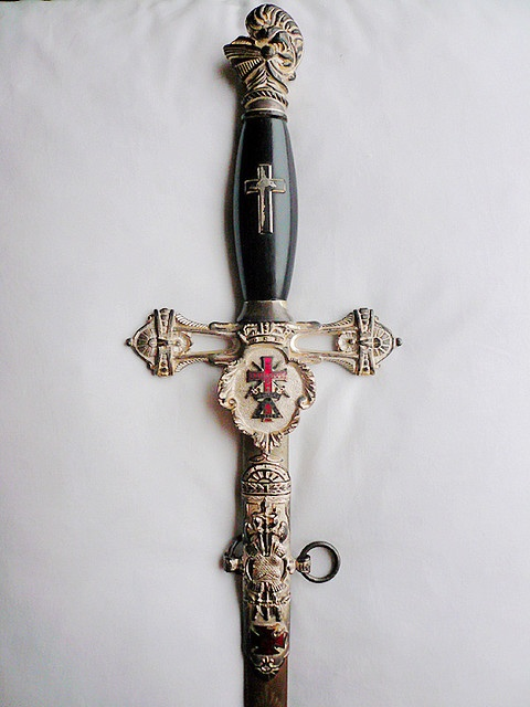 Knights Templar:  #Knights #Templar Swords, Symbols, and Secrets, Plus Masonic Rings.
