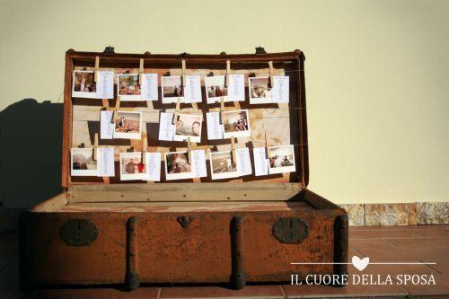tableau mariage valigia - Cerca con Google