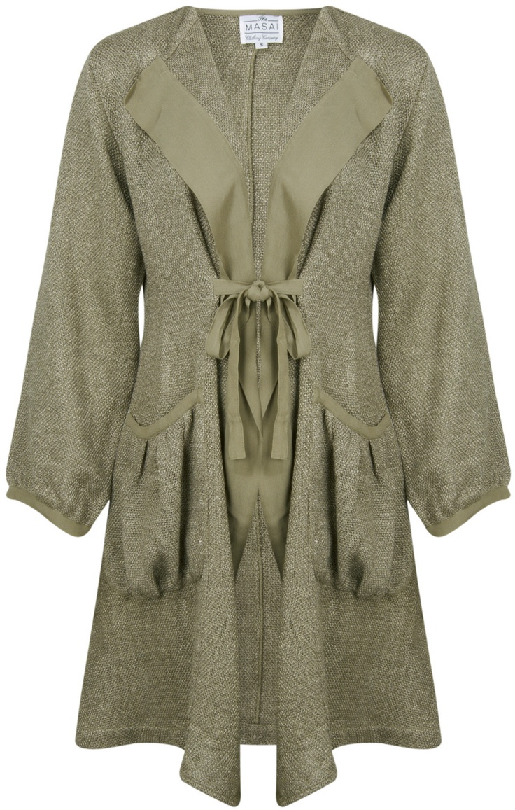 Image detail for -Masai Clothing Justina Jacket (Sage) at Gemini Woman