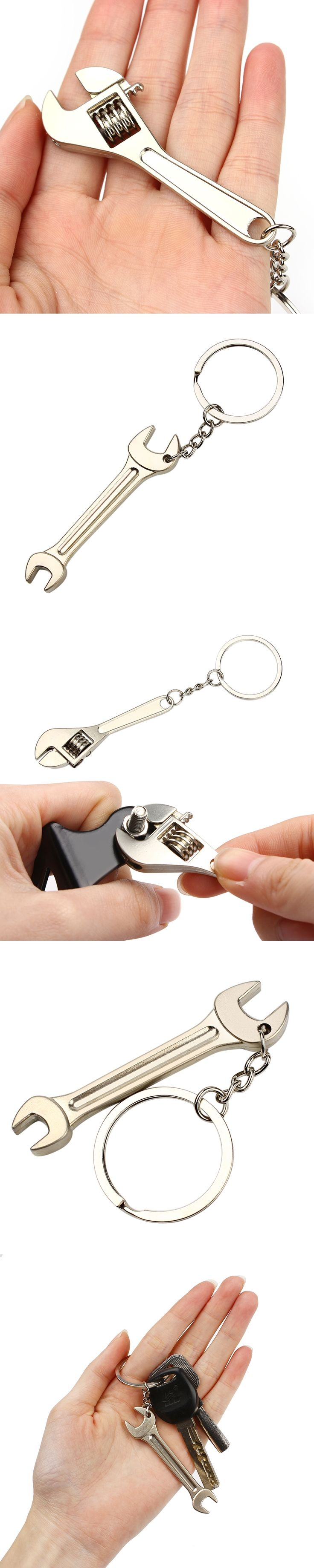 Best 25 spanner tool ideas on pinterest man cave tool shed man wrench keychain keyfob tools stainless steel useful spanner keychain lovely key holder car keychain hp buycottarizona