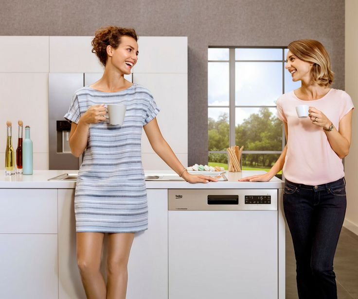 Quiet Beko dishwashers won't disturb your conversations with your family and friends in your kitchen. Enjoy your space even next to your ultra quiet dishwasher! Learn more about Beko smart dishwashers here: http://www.beko.com.au/dishwashing.html #beko #dishwasher #quietdishwasher #smartdishwasher