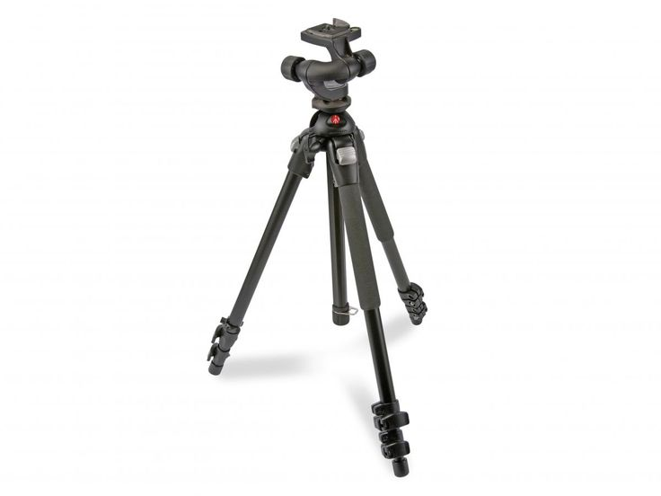 Manfrotto 190 Pro B review | Like most pro tripod makers, Manfrotto supplies legs and heads separately. Here we're testing the company's affordable 190 Pro B and 460MG three-way head. The leg mechanism is simple to set up, though the flip catches on the leg are quite hard Reviews | TechRadar