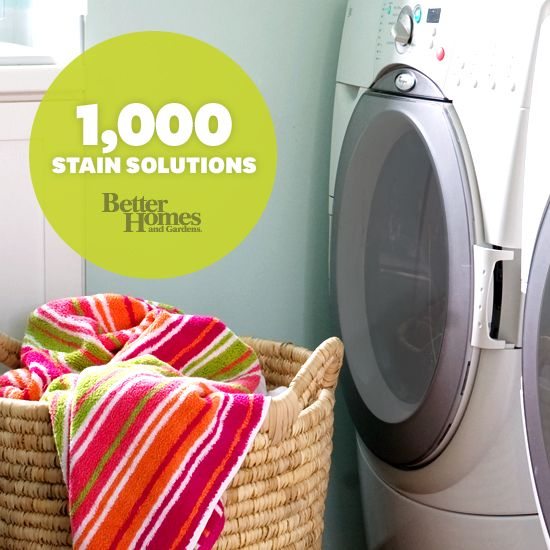 1 000 Stain Solutions How To Get Rid Of Nearly Any Kind