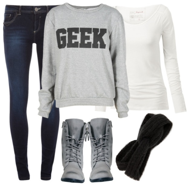 Monday/lazy day outfit. Monday thing totally I would wear this exact same outfit every monday