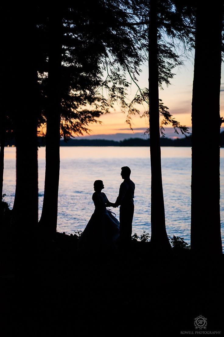 CLICK HERE to see more Muskoka wedding photos  http://www.rowellphoto.com/sherwood-inn-muskoka-wedding-tracy-ryan/
