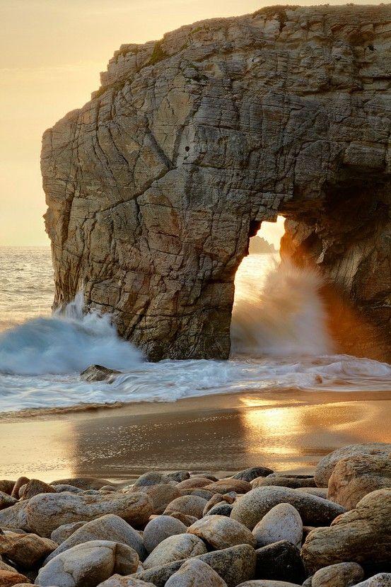 arch, Sand Sun and Surf
