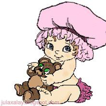 dp bbm bayi perempuan