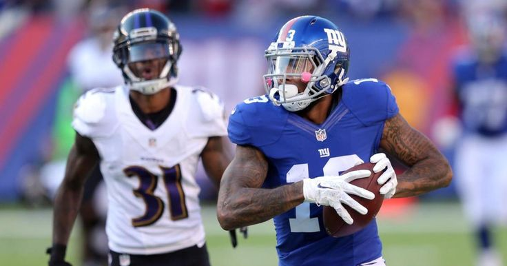 Odell Beckham Jr. misses another Giants practice with hip injury #Sport #iNewsPhoto