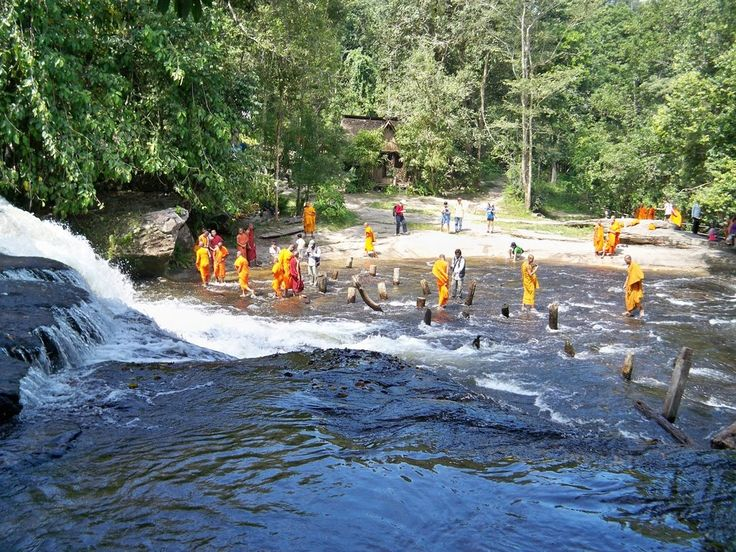 Phnom Kulen National Park - Mad Monkey Hostel Tours provide this tour from our tours and travel desk located in the hostel, looking for somewhere to stay...