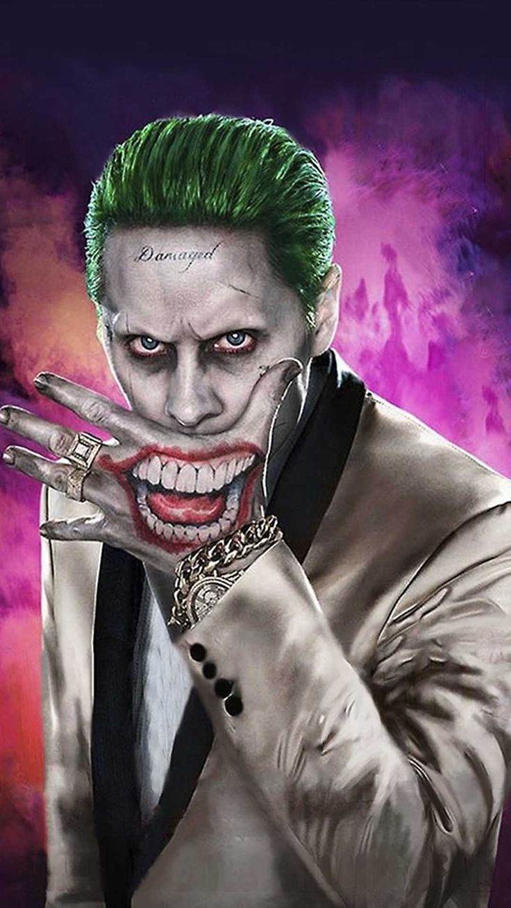 Latest Joker Iphone Wallpapers Fake smile,quotes HD,4K
