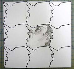 34 best Tessellation/Escher - ArtEd. images on Pinterest ...