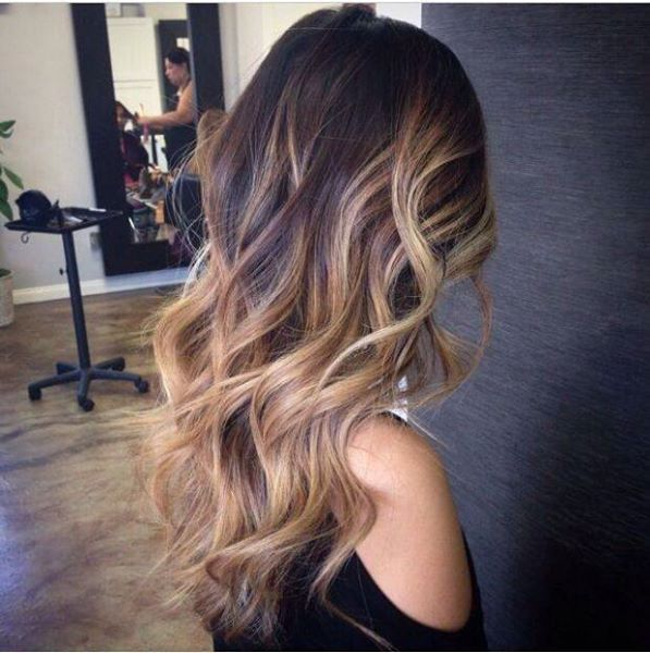 LAYAGE: THE NEW HAIR TREND FOR SPRING <3 Read more: www.fashionatmosphere.com/beautytips/layage-the-new-hair-coloring-trend-we-will-love-in-2016/