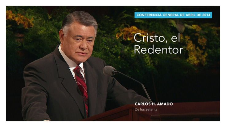 Extracto: Cristo, el Redentor—Carlos H. Amado