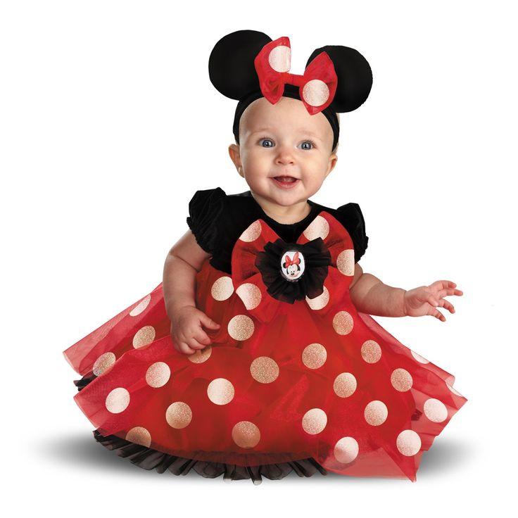 Disfraz de Minnie Club house para bebé/ costumes http://www.colombiaregala.com/disfraces/disfraces-bebe-6-24Meses.html