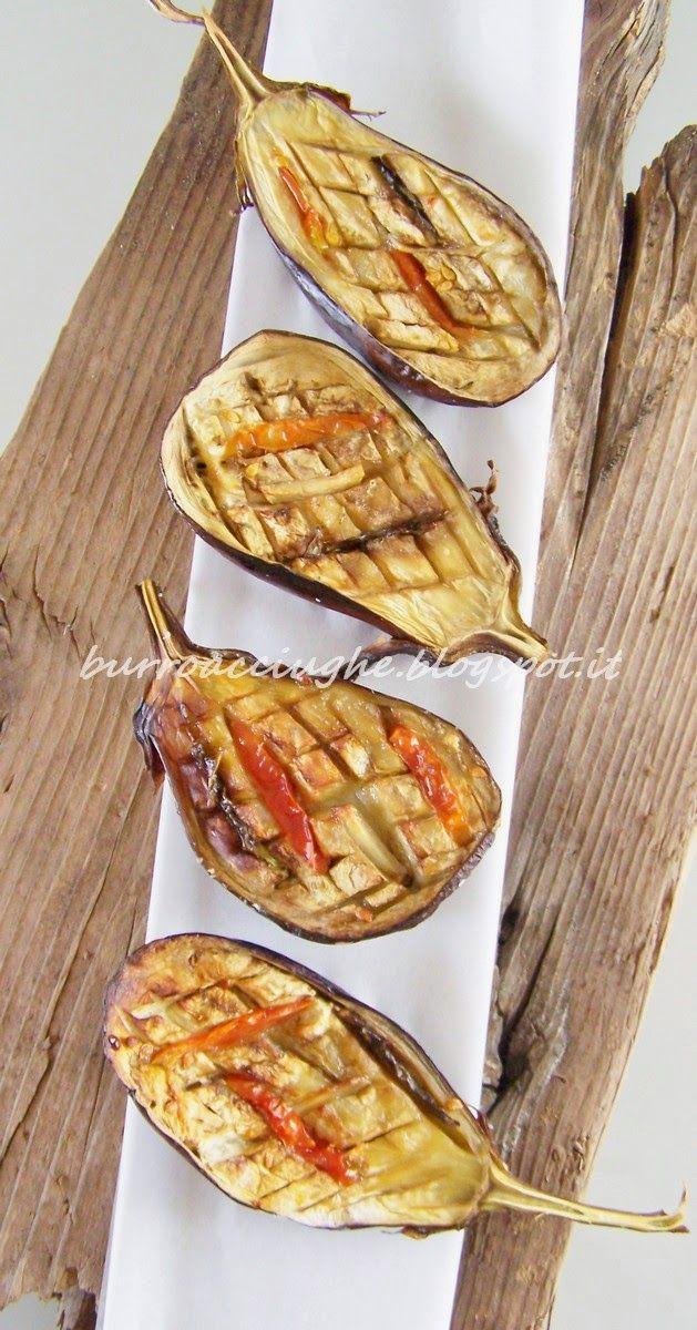Melanzane Spacchejiak #eggplant #baked #spicy #italiandish