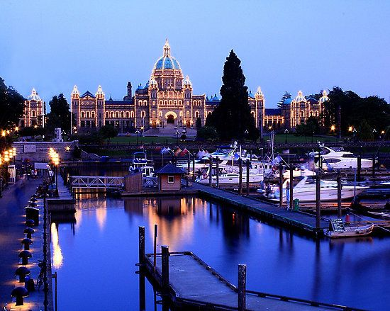 "Start your day in Canada's most spectacular Inner Harbour, in Victoria, British Columbia. Let the lively ambiance lead you on a leisurely stroll to Victoria's most popular attractions, incredible sights and tours, spectacular theatre and museums, unique gift & specialty shops, fine Canadian art, trendy malls, tasty treats, sumptuous restaurants, prestigious hotels... With the mildest climate in the country, anytime is the perfect time to visit the ""City of Gardens""…"