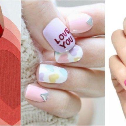 San Valentino: Tante idee nail art da copiare!