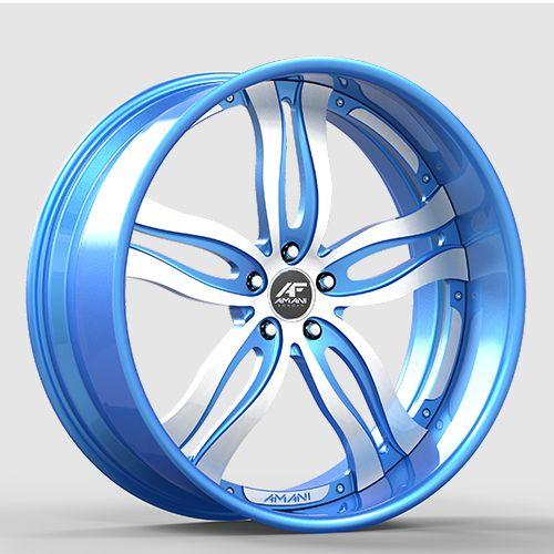 Amani Primo Wheels