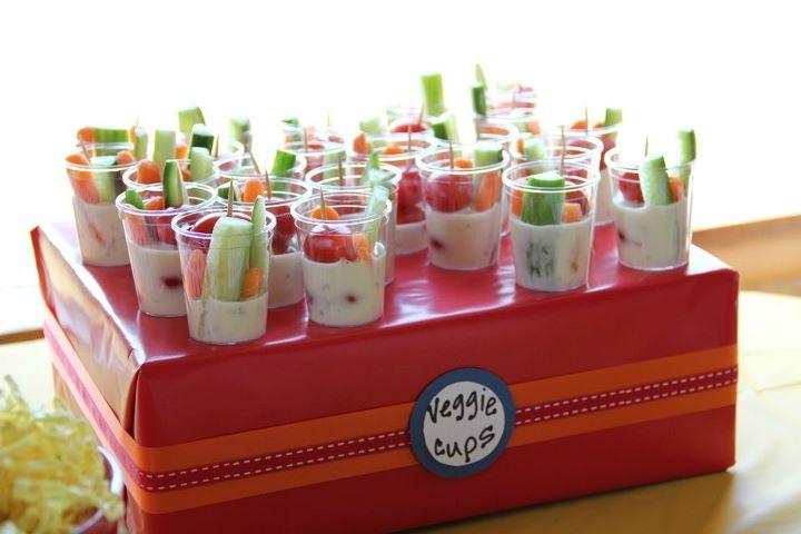 Veggie Party Food Ideas