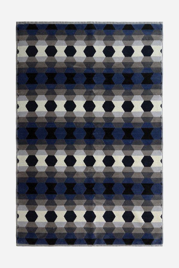 Bath mat - Six Degrees Grey