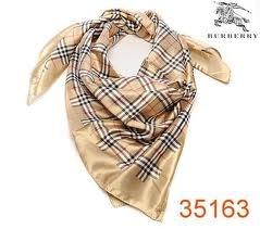 Classic Burberry scarf