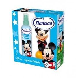 MICKEY NENUCO EAU DE COLOGNE 175ml Vapo, + MICKEY FIGURE