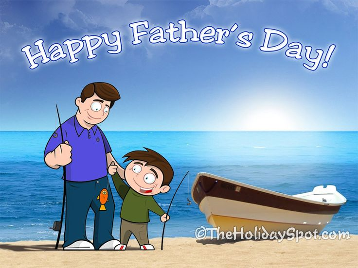 Happy Father's Day Free Wallpapers and Cards