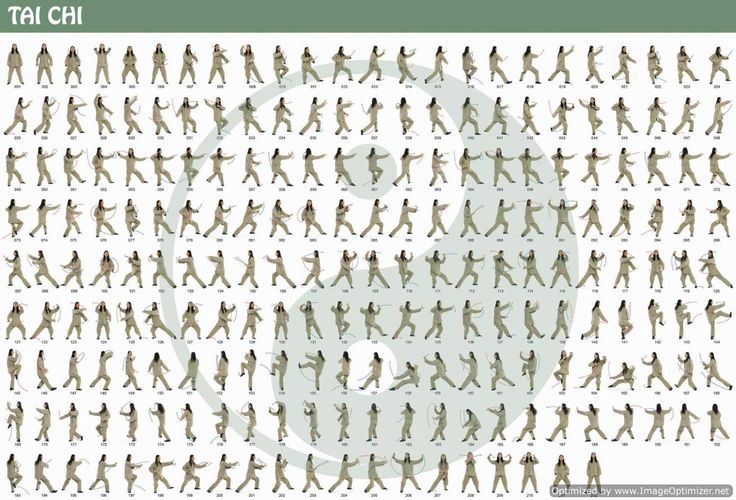 Basic Tai Chi Exercises For Beginners And Seniors