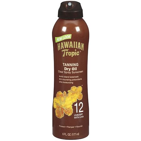 17 Best Ideas About Hawaiian Tropic Tanning Oil On