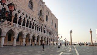 Venecia, Italia, Plaza De San Marcos