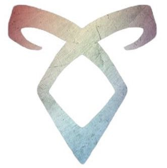 Shadowhunter~ Rune~ small right side chest/ below the collar bone tattoo