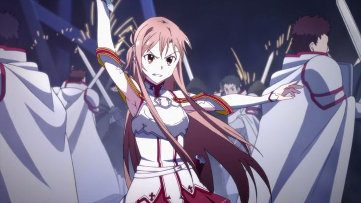 Sword Art Online - Asuna Yuuki