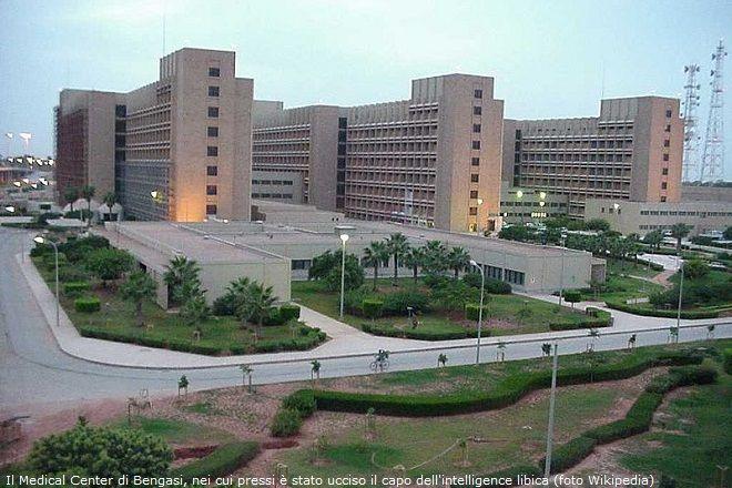 Libia nel caos: ucciso a Bengasi il capo dei servizi segreti, colonnello Ibrahim al-Senussi Akila
